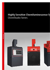 UVP ChemStudio Series Highly Sensitive Chemiluminescence Systems - Brochure