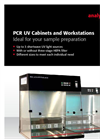 PCR UV Cabinets and Workstations - Brochure