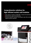 Isolation Kits for Nucleic Acids - Brochure
