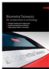 Biometra TAdvanced Thermal Cycler - Brochure