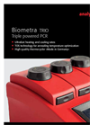 Biometra TRIO Triple Powered PCR - Brochure