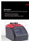 FlexCycler² PCR Thermal Cycler - Brochure