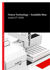 Future Technology – Available Now multi EA® 5000