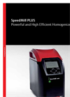 SpeedMill PLUS - Powerful and High Efficient Homogenizer - Brochure