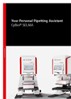 Your Personal Pipetting Assistant -  CyBio® SELMA
