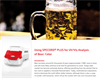 Using SPECORD® PLUS for UV/Vis Analysis of Beer: Color