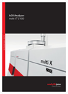 AOX Analyzer multi X 2500 - Brochure