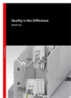 mercur - Quality is the Difference - Brochure