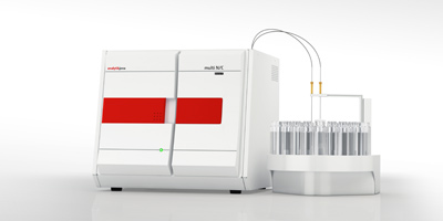 multi N/C - Model pharma - TOC/TNb Analyzer