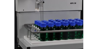 multi X - Model APU/AFU Series - AOX/TOX Sample Preparation System