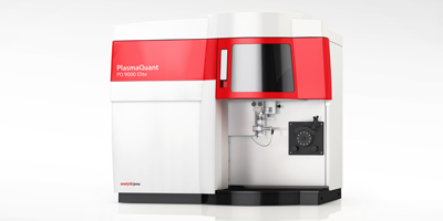 PlasmaQuant - Model PQ 9000 Elite - Optical Emission Spectroscopy