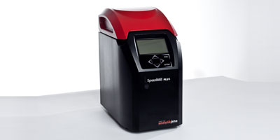 SpeedMill PLUS - Powerful and High Efficient Sample Homogenizer