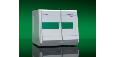 multi N/C - Model 2100/2100 S - TOC/TNb Analyzer