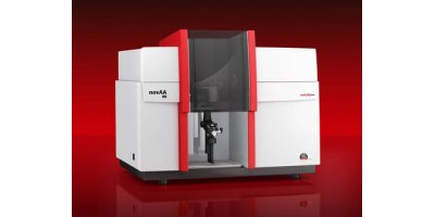 novAA - Model 350 - Automated Flame Atomic Absorption Spectrometry (AAS)