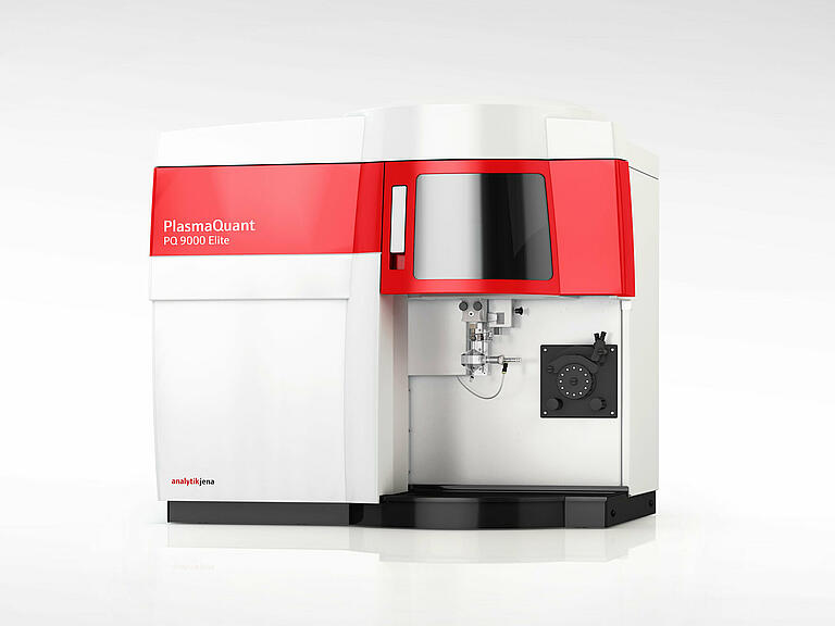 PlasmaQuant - Model PQ 9000 Elite - High-Resolution Optical Emission Spectroscopy