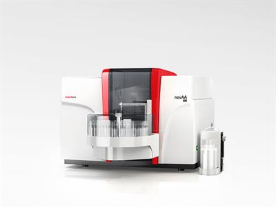 novAA - Model 800 F - Atomic Absorption Spectrometer for Highly Efficient Routine Analysis