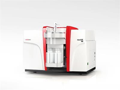 novAA - Model 800 G - Atomic Absorption Spectrometer for Cost-Effective Trace Analysis
