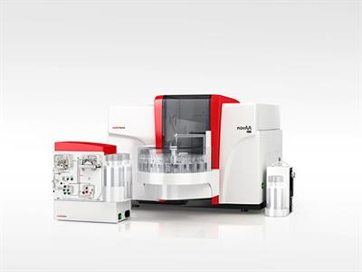 novAA - Model 800 D - Atomic Absorption Spectrometer