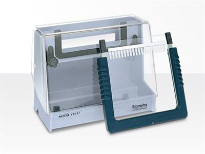 Biometra - Model V15·17 - Gel Electrophoresis Apparatus for PAGE