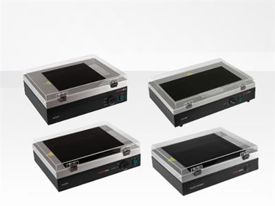 Model UVP - UV, White and Blue Light Transilluminators Line for UV Fluorescent Stains