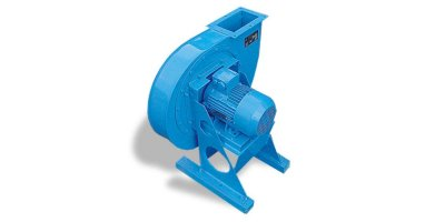 Model RVI Series - Centrifugal High Pressure Single Inlet Fans