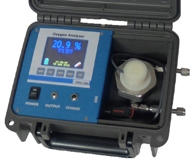 Model OMD-580 - Portable Trace Oxygen Analyser