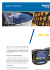 Model CTX 300 - Fixed Gas Detector Brochure