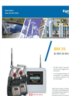 Model BM 25 - Wireless Transportable Multi-Gas Area Monitor Brochure