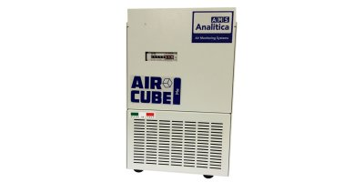 AirCube - Model HE Iso - Automatic Real Time Isokinetic Sampler