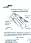 Ribbed Arch Cover System- Brochure
