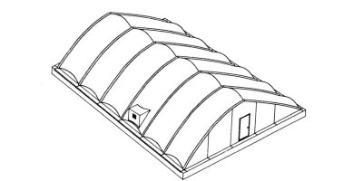 Barrel Arch Cover System