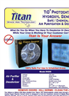 Titan - Model 4000 - Hydroxyl Generator - Brochure
