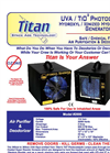Titan - Model 2000 - Hydroxyl Generator - Brochure
