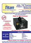 Titan - Model 1000 - Hydroxyl Generator - Brochure