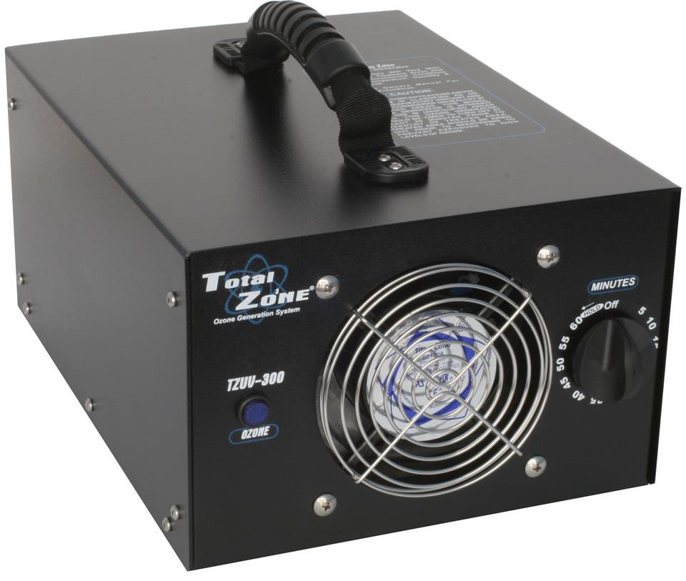 Total Zone - Model TZ UV-300 & TZ UV-600 - Ozone Generator