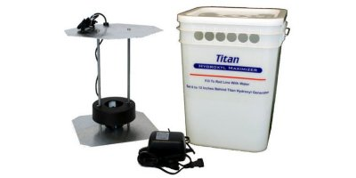 Titan - Titan Hydroxyl Maximizer Uses Ultrasonic Technology
