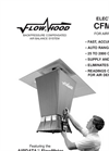 FlowHood - Model CFM-88L - Backpressure Compensated Air Balance System Brochure