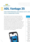 Vantage - Model ADL 35 - Wireless Data Links Brochure