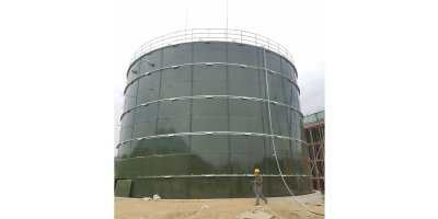 glass-fused-to-steel tank Equipment available in Oman