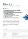 Model GT6H - Ignition Module - Brochure
