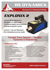 RS Dynamics - Model EXPLONIX 2  - Brochure