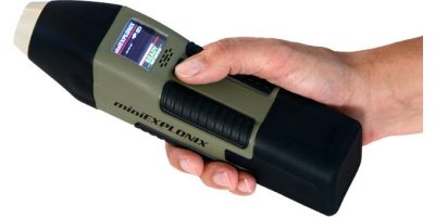 miniEXPLONIX - Model 2 - Handheld and Miniature Explosives Detector/Sniffer