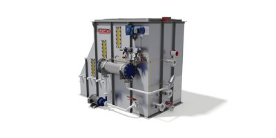 Multifloat - Dissolved Air Flotation Clarifier (DAF)