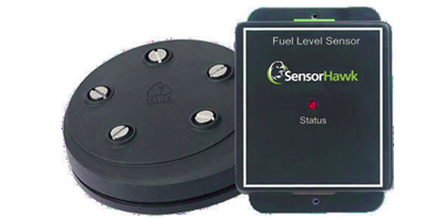 SensorHawk - Model SH-UFLS - Ultra Sonic Fuel Level Sensor