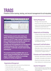 Version TRAQS - Learning Management Software Brochure