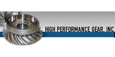 High Performance Gear, Inc