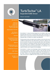 TurbiTechw2 LA Self Cleaning Sensor for Suspended Solids Monitoring Overview Specification