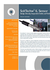 SoliTechw2 IL In-Line Sensor for Monitoring Suspended Solids and Sludge Density Specifications