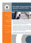 740 Portable Suspended Solids Monitoring Datasheet