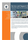 Instrument Service - Ongoing Site Support For Your Measuring Equipment Datasheet